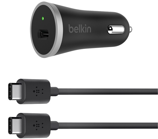 USB-C CAR CHARGER+USB-C CABLE