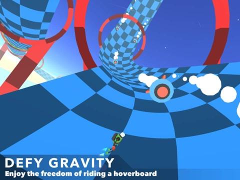App Store 今週のApp は、アクションゲーム「Power Hover」