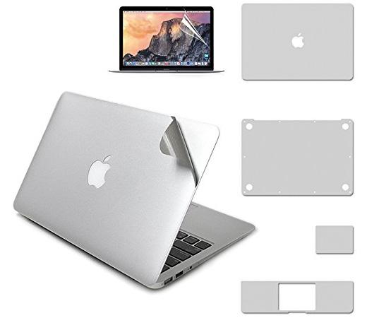 MacBookシリーズ向けの全面保護フィルム5種類が、Amazonタイムセールで各20%オフ
