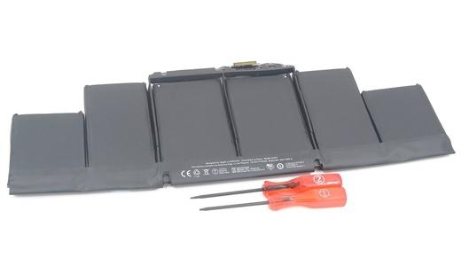 15インチMacBook Pro(2012〜2013年モデル)向け交換用内蔵バッテリーが、Amazonタイムセールで20%オフ