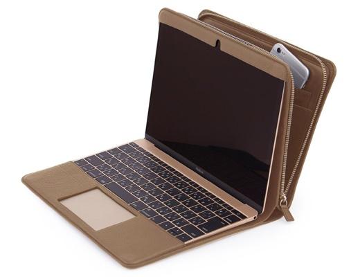 CAVALIERI の MacBook 12″用ドイツ製高級本革製カバーが、Amazonタイムセールで最大32%オフ