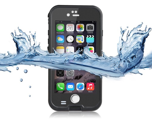 WATER PROOF CASE for iPhone6plus iPhone6splus