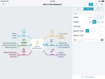 App Store 今週のApp は、思考をまとめるマインドマップ作成アプリ「MindNode」
