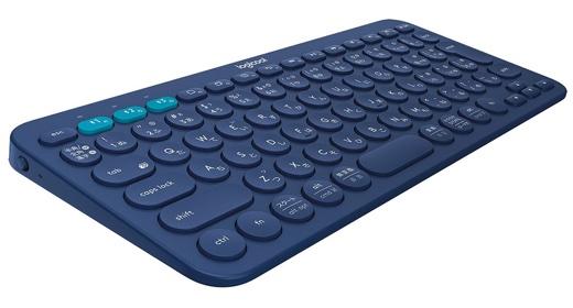 ロジクールのBluetoothマルチデバイスキーボード「K380」が、Amazonタイムセールで2,800円