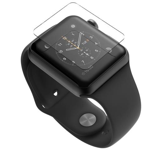 ベルキン、Apple Watch用ガラスフィルム「ScreenForce InvisiGlass Advanced Screen Protection」を発売
