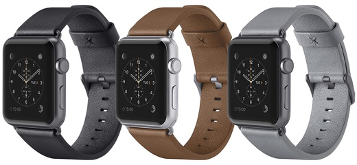 Belkin Classic Leather Band For Apple Watch