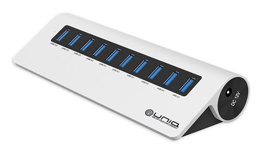 UNIQ 10Port USB3.0 HUB