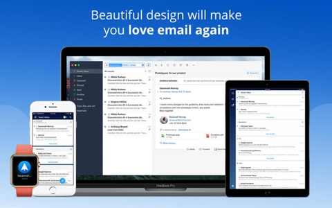 Spark - Love your email again