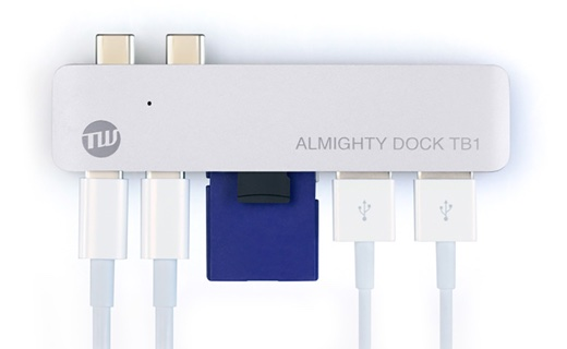TUNEWEAR ALMIGHTY DOCK TB1