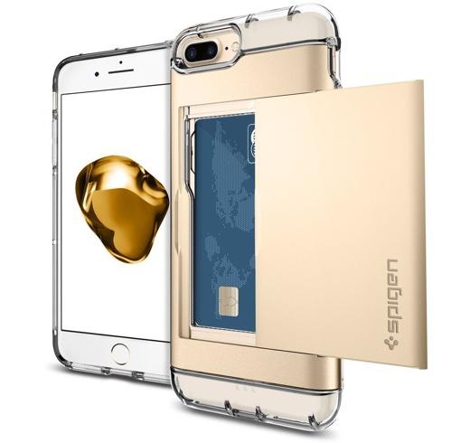 クリスタル・ウォレット for iPhone 7 Plus