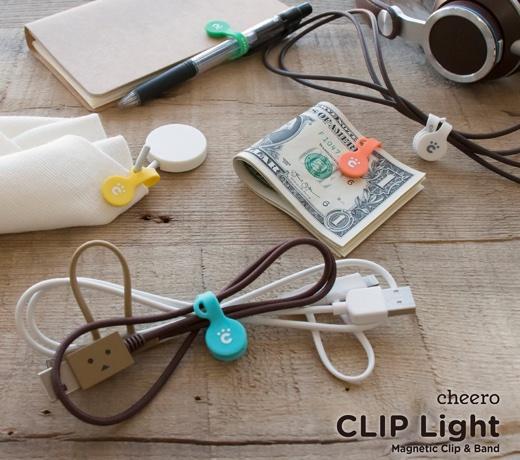 cheero CLIP Light