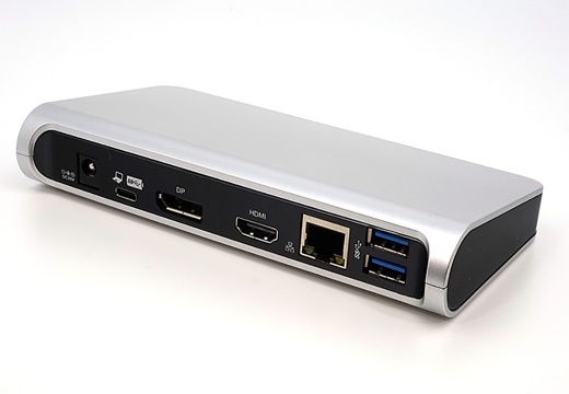 USB-C MST PD Dock