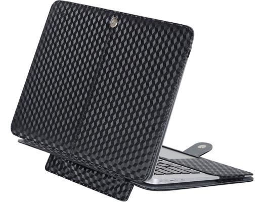 13インチMacBook Pro/Air用のスタンド機能付き保護カバーが、Amazonタイムセールで1,664円 16:55まで