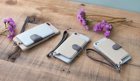 RAKUNI Leather Case for iPhone