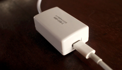 HyperJuice USB-C アダプタ