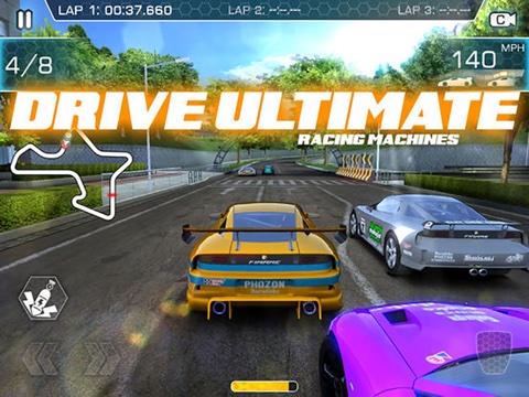 App Store 今週のApp は、レーシングゲーム「Ridge Racer Slipstream」