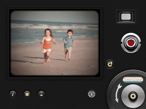 App Store 今週の無料App は、レトロな8ミリ映画風の効果が70種類のビデオアプリ「8ミリカメラ」