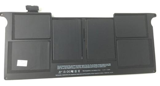Amazonサイバーマンデー、MacBook Air (11-inch, Late2010)向けの交換用内蔵バッテリーが4,431円