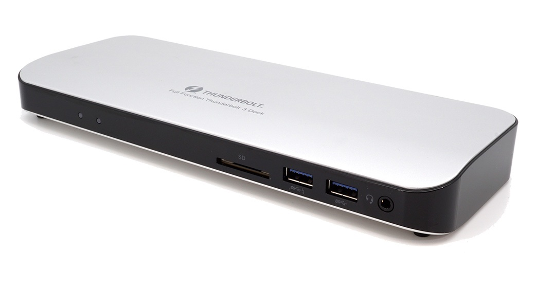 Thunderbolt 3 PD Docking Station