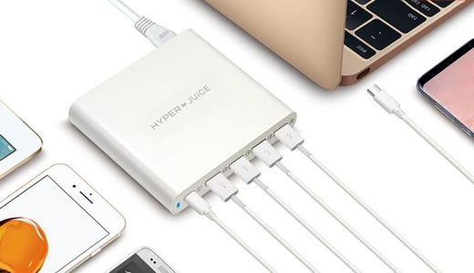 HyperJuice 80W USB-C チャージャー