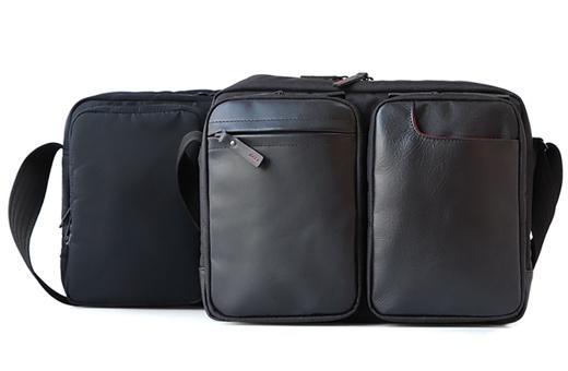 国立商店、13インチまで対応するショルダーバッグ「タブレットのための小型ショルダーバッグ」の2018年モデルを発売