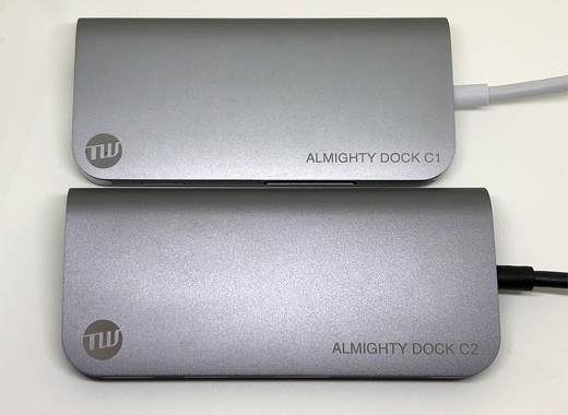 TUNEWEAR ALMIGHTY DOCK