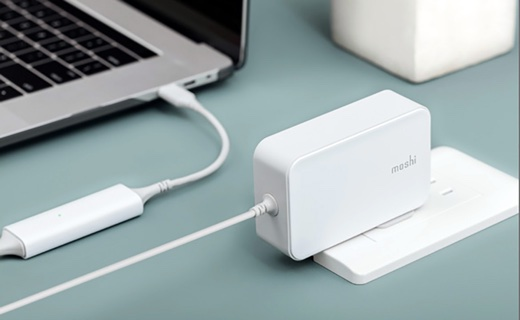 moshi ProGeo USB-C Laptop Charger (65W)