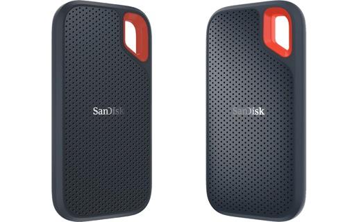 サンディスク エクストリーム ポータブル SSD