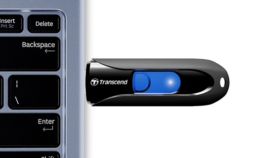 Transcend USBメモリ 128GB