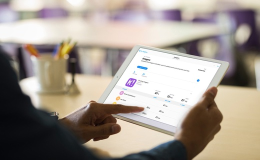 Apple、iPad向けの教育アプリ「スクールワーク」の提供を開始すると発表