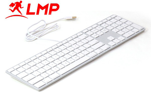 LMP by Cropmark USB Keyboard KB-1243 (US)