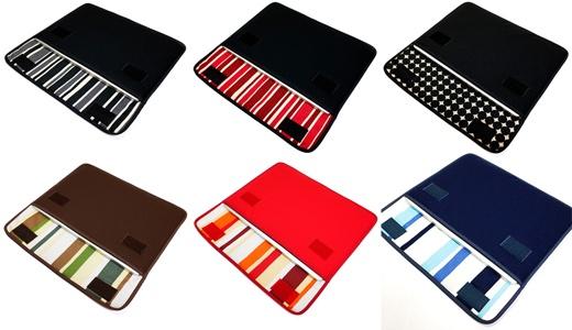 suono、新MacBook Air専用のファブリックケース「FILO」を発売
