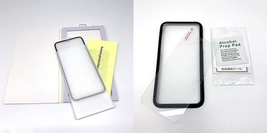 マイクロソリューション、iPhone XS / XR / XS Max用強化ガラスフィルム各2種類を発売 ‒ フルカバータイプとスクリーンカバータイプ