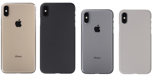 Air Jacket for iPhone XS