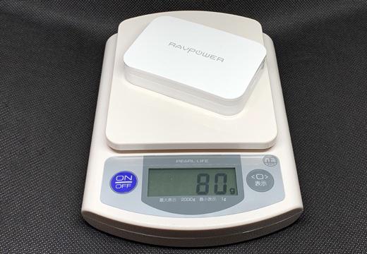RP-PC104 重さ
