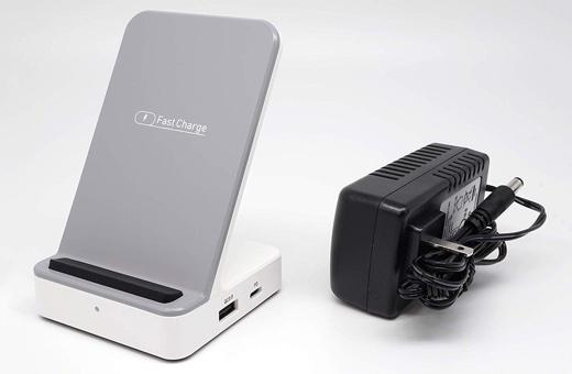 マルチファンクションワイヤレス充電器