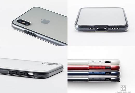 パワーサポート、iPhone XS / XS Max / XR向けに新シリーズのAir Jacket「Air Jacket Shockproof」「Air Jacket Flip」を発売