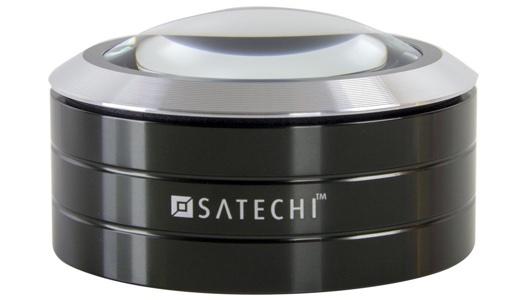 Satechi ReadMate拡大鏡LEDライト付き デスクルーペ