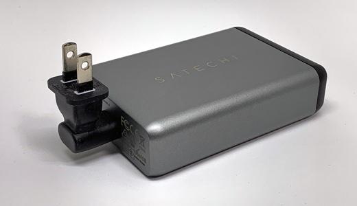 短い電源ケーブル装着例