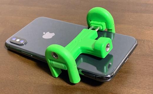 スマートフォン用マウント