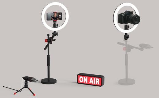 Alfoto Video Creator Kit AF-99