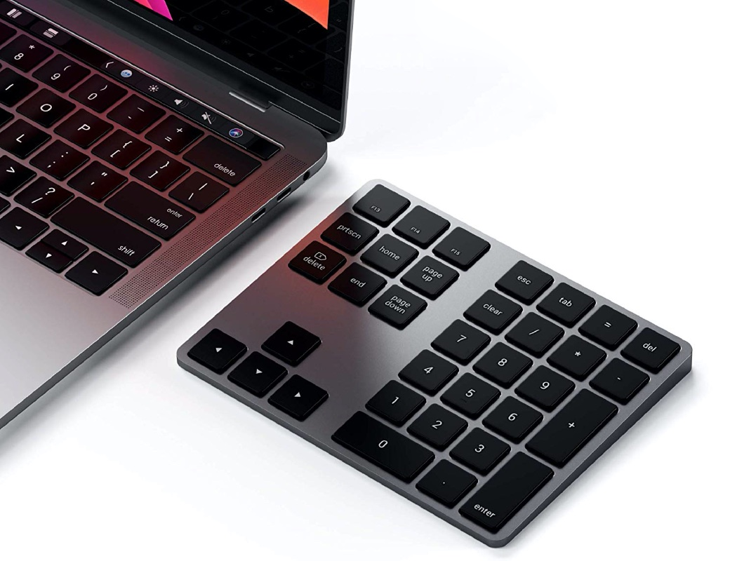 Bluetooth 拡張 テンキー