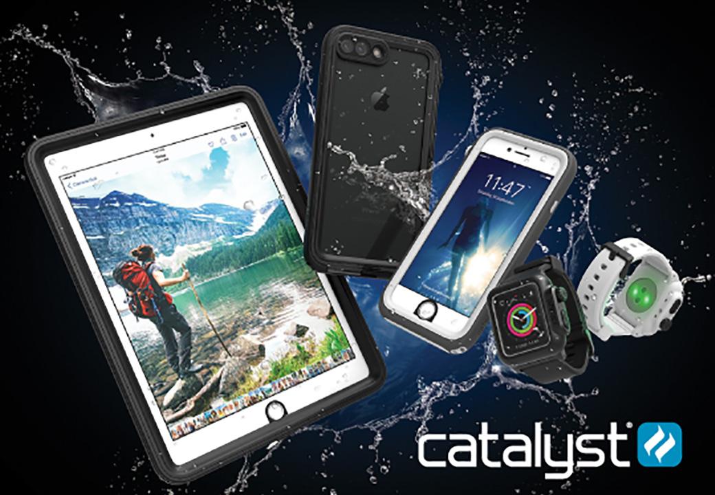 トリニティ、MILスペックの「Catalyst 完全防水ケース」に新モデル ‒ iPhone 11/11 Pro Max用と第3世代iPad Air用