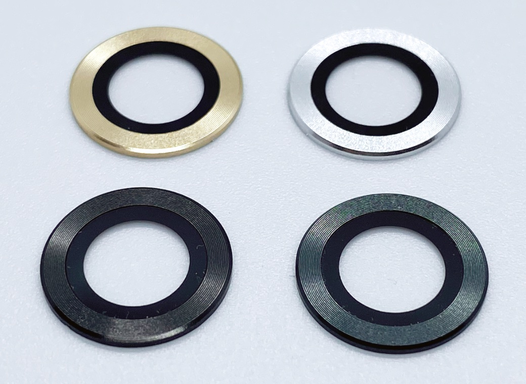 SAPPHIRE Metal frame lens ring protector