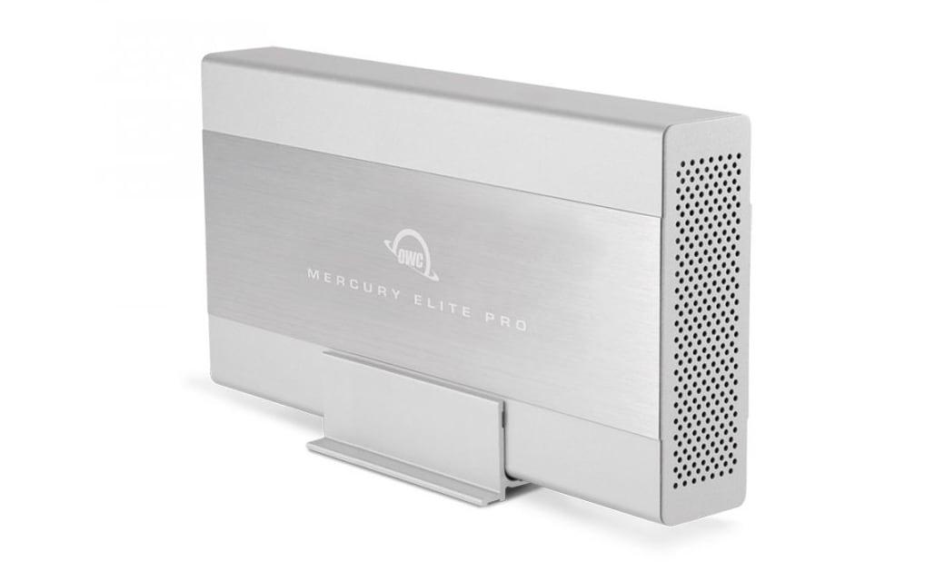 OWC Mercury Elite Pro FireWire/USB/eSATA