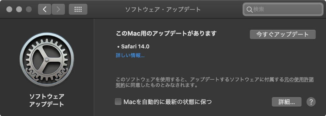 Safari 14.0
