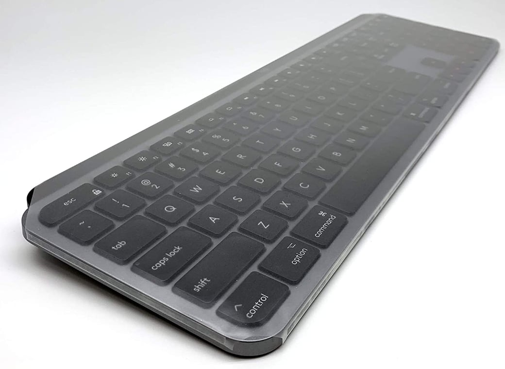Pure Touch Key Protector #801 for Logicool MX KEYS for Mac