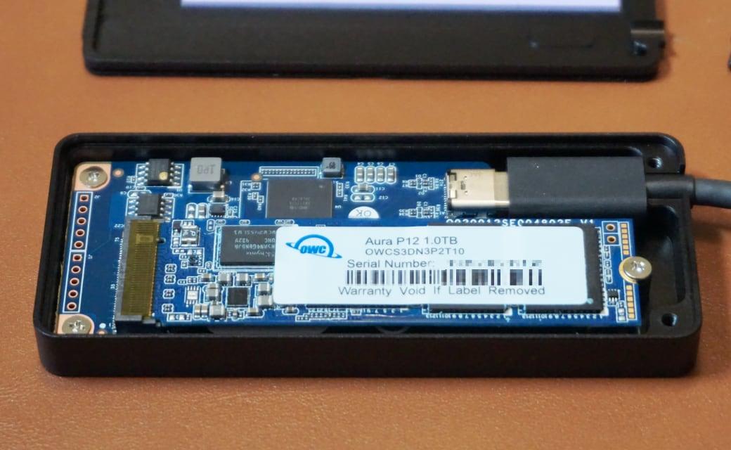 SSDを搭載