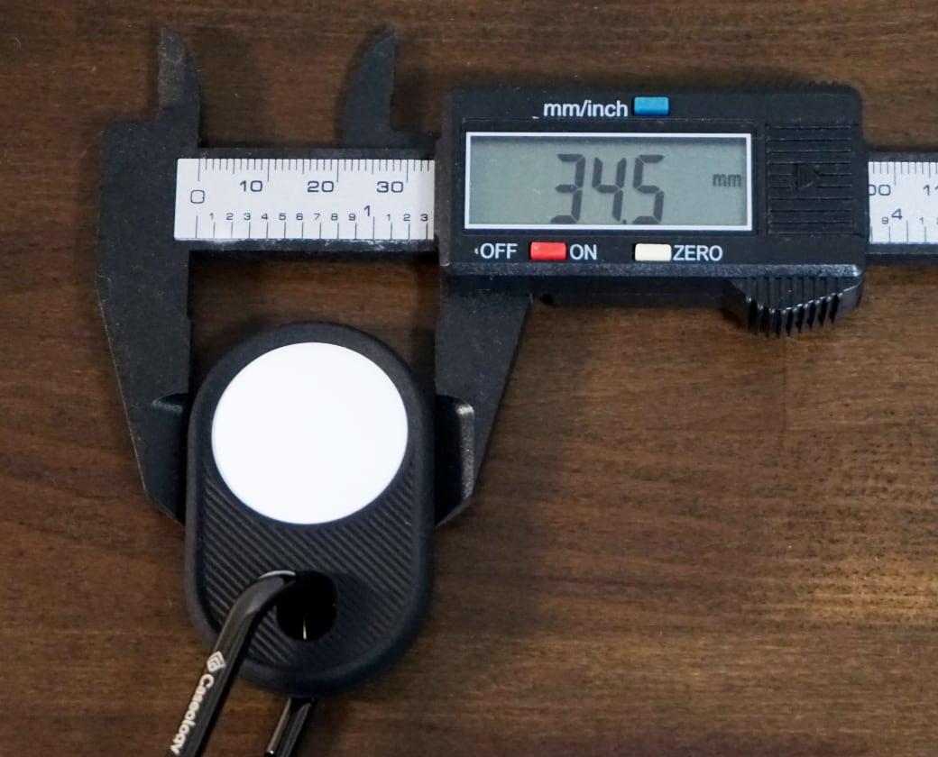 幅は34.5mm