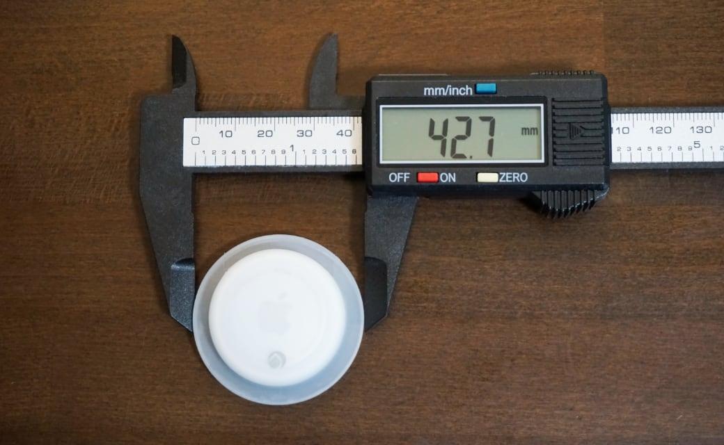 直径42.7mm